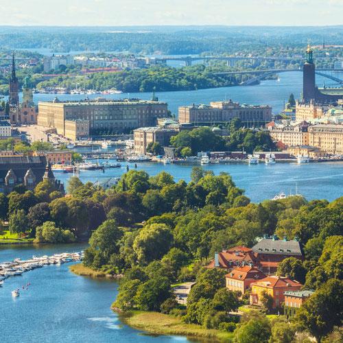 Takmålning Stockholm